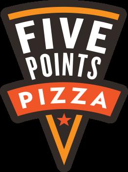 Five Points Pizza Logo