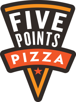 Five Points Pizza Logo
